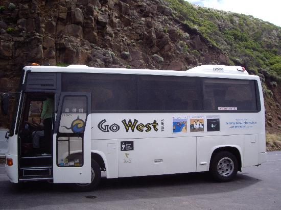 Go West Tours: The Go West Bus