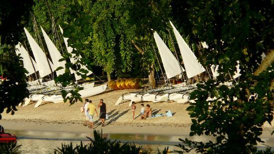 Club Med La Plantation d'Albion: Plage principale