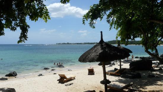 Club Med La Plantation d'Albion: Crique calme