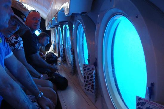 El Dorado Sensimar Riviera Maya: A submarine ride