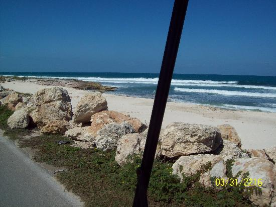 Isla Mujeres, Mexico: One of the beautiful veiws on the Isle