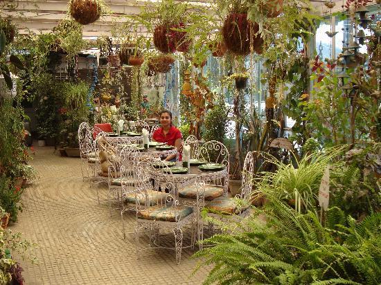 Brightland Hotel: Garden Restaurant