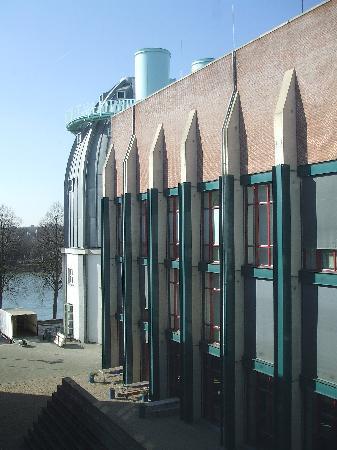 Bonnefanten Museum: Bonnefantenmuseum von Innen gesehen