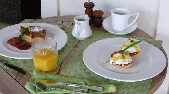 Tiamo Resort: Start the day with this breakfast