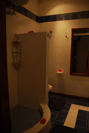 Laurier Guest House: Bathroom of Chalet 2