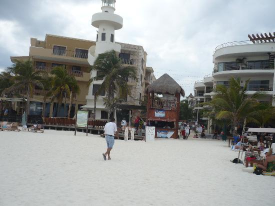 Playa del Carmen, Mexico: playade blancas arenas