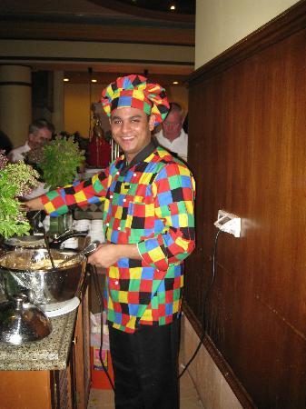 Sofitel Taba Heights: Ibrahim the Pasta Chef