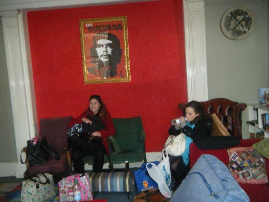 Vagabonds: common room