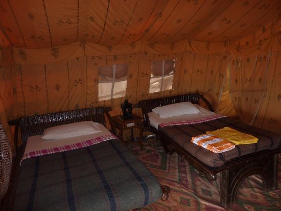 Candolim, Ινδία: Luxary Tent Trip, Cola Beach