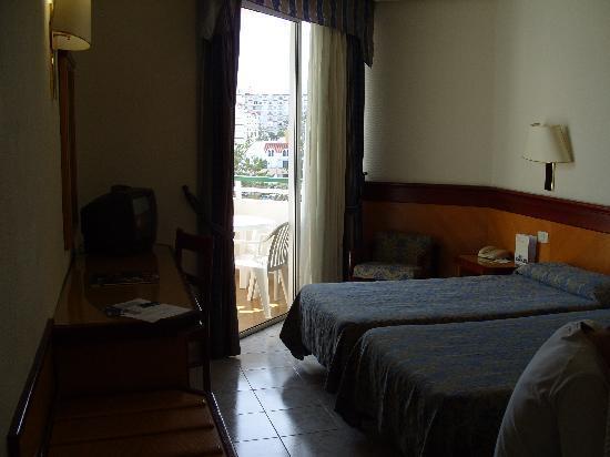 H10 Las Palmeras: chambre