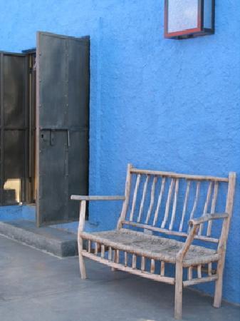 The Hotelito: Beautiful Blue