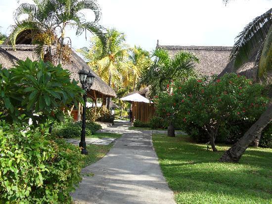 Sofitel Mauritius L'Imperial Resort & Spa: parc