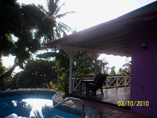 Stonefield Villa Resort: Tamarind villa