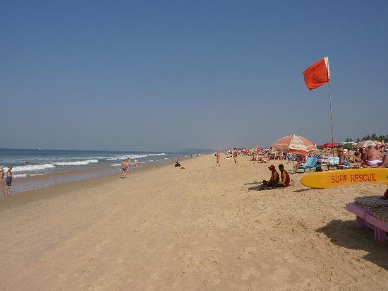 Candolim, Índia: Heaven