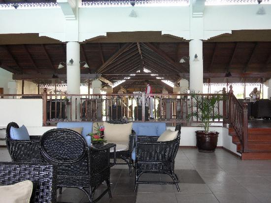 Sofitel Mauritius L'Imperial Resort & Spa: hall