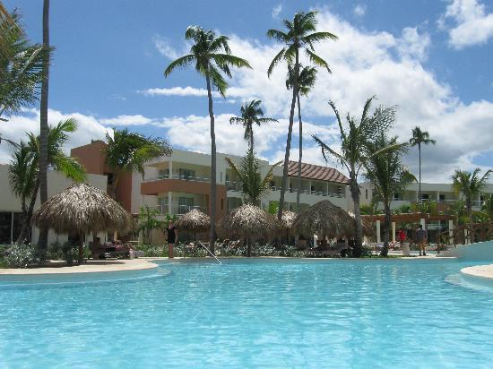 Now Larimar Punta Cana: One of the pools