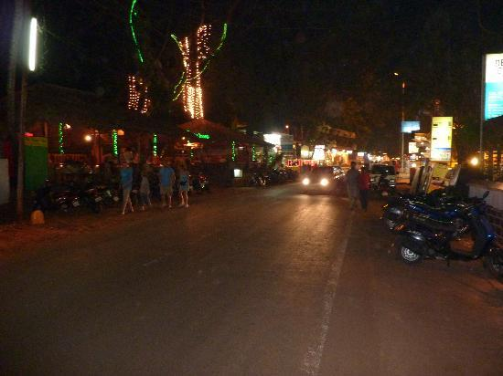 Candolim At Night