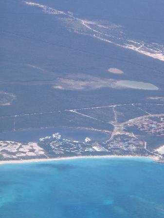 Iberostar Mojito: Beautiful Airplane view