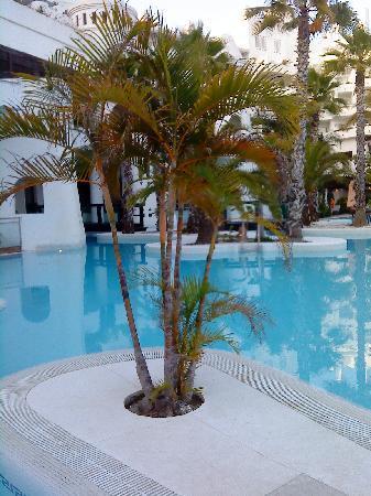 H10 Estepona Palace: The pool.