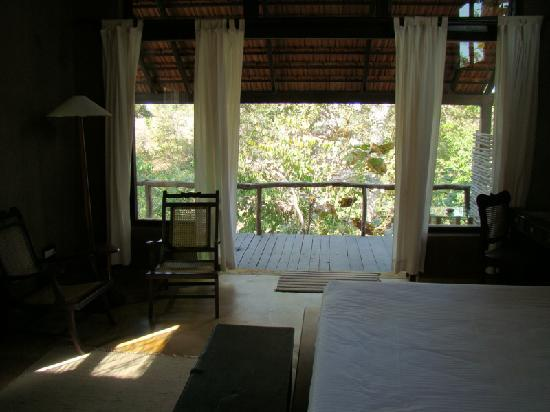 Mahua Vann Resort: room with a view