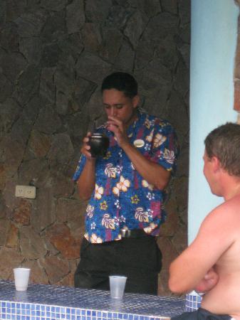 Majestic Elegance Punta Cana: Con nuestro amigo cesar