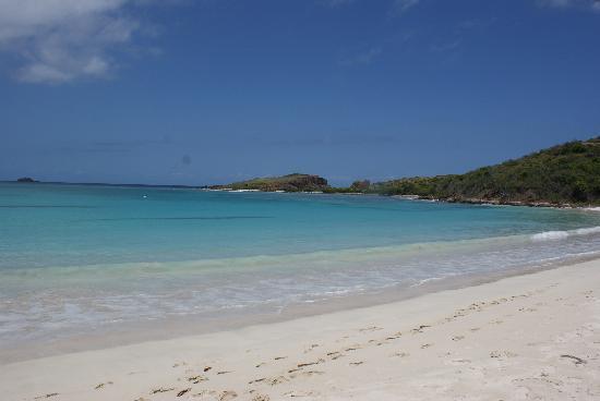 Culebra Puerto Rico Culebrita Island Tortuga Beach