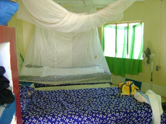 Baobolong Camp: Bedroom