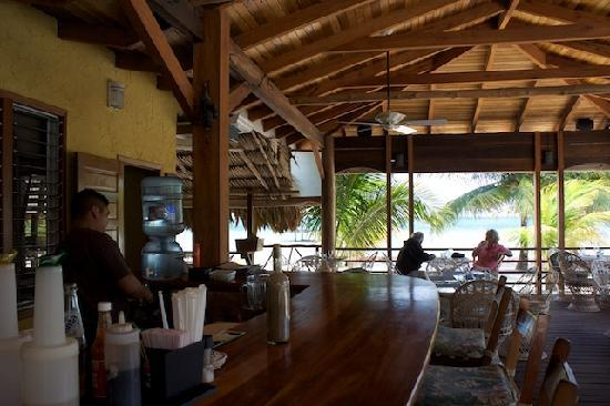 Maya Beach Hotel Bistro: a quiet late lunch