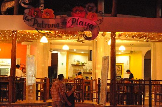 La Patrona de Playa: foto