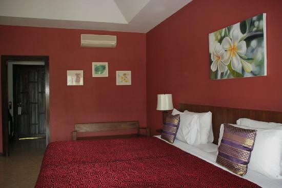 Lanna Dusita Boutique Resort by Andacura: Our Superior room.
