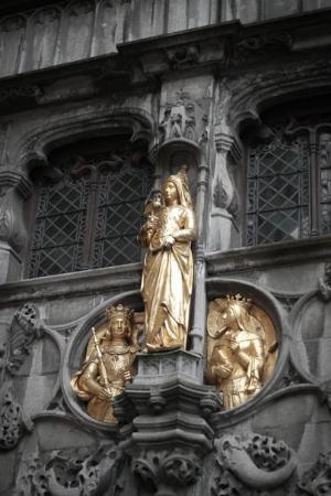 Bilde fra Hellige Blods Basilika