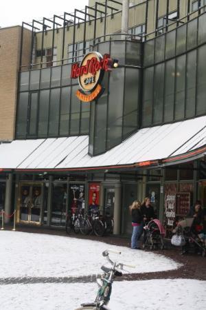 Bilde fra Hard Rock Cafe Amsterdam