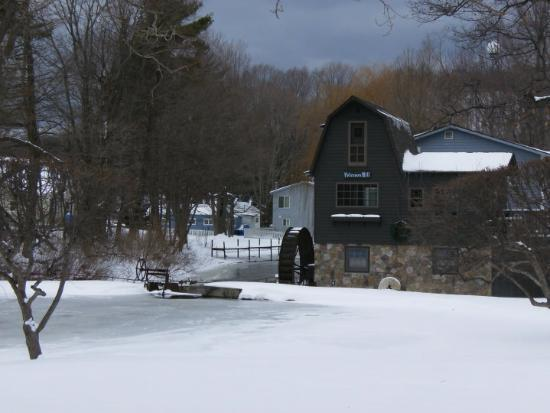Peterson Mill - Saugatuck, MI February 2010