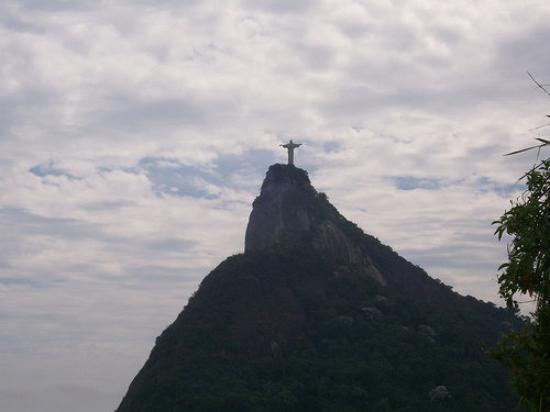 Kristusstatuen i Rio de Janeiro: Rio de Janeiro - Camino al Cristo