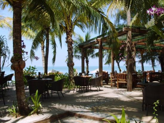 Robinson Club Khao Lak: one of the 4 restaurants from our hotel