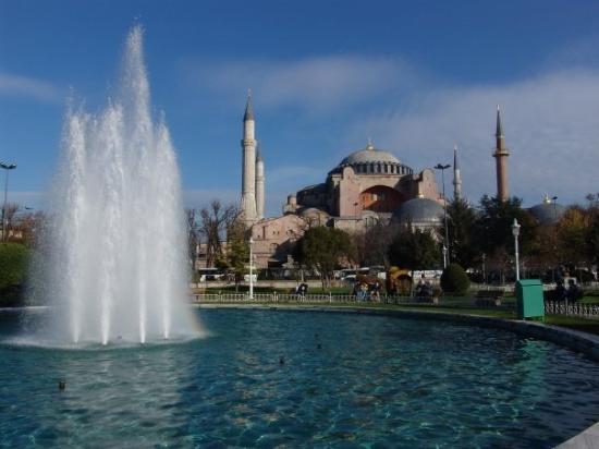 Hagia Sophia Museum/Kirke (Ayasofya): Ayasofia, Istanbul