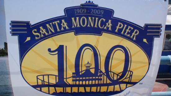 Santa Monica Pier: Los Angeles / Kalifornien: Santa Monica