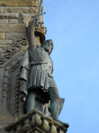 Stirling, UK: Sir William Wallace