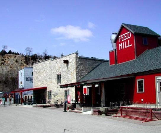 Lanesborough Feed Mill