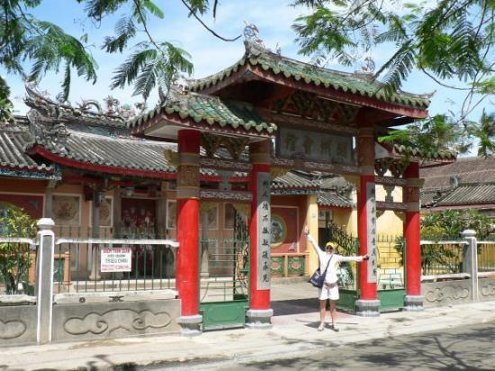 Assembly Hall of the Chaozhou Chinese Congregation - Hoi An
