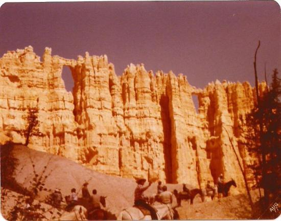 Bryce Canyon National Park, Utah 1977
