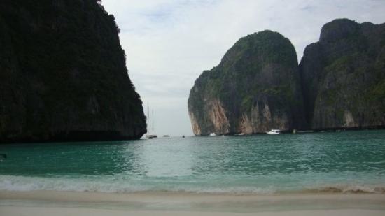 "Ko Phi Phi Don, Thailand: Maya Bay, ""The Beach"""