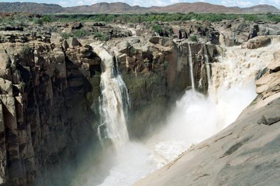 Kakamas, Sør-Afrika: Augrabie Falls
