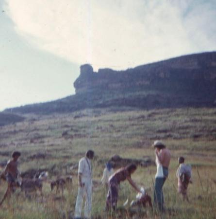 Bilde fra Maseru