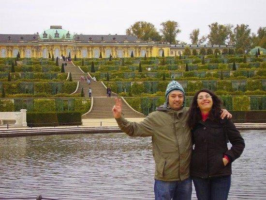 Bilde fra Potsdam