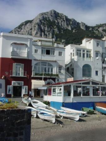 Rodos by, Hellas: Isle di Capri.