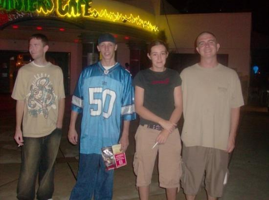 Universal's Islands of Adventure: CJ., Brandon, Me & Gerry & Halloween Horror Nights 2009, Universal Studios