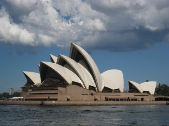 Bilde fra Sydney Opera House