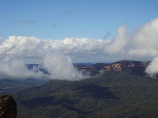 Blue Mountains National Park, Australia: Blue Mountains