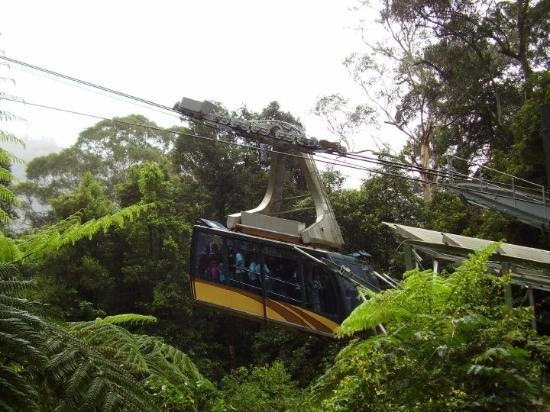 Blue Mountains National Park, Australia: Cableway, Blue Mountains